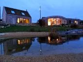 Maison écologique paille Finistere sud