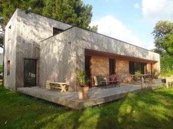 Acchitecte Finistère maison ecologique bois douarnenez